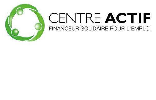Logo Centre Actif - Partenaire Envie Orléans