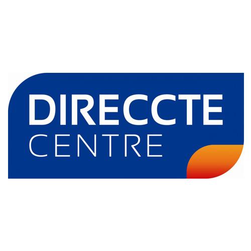 Logo Direccte Centre - Partenaire Envie Orléans