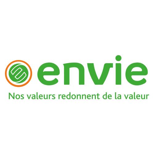 Logo Fédération Envie - Partenaire Envie Orléans