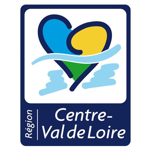 Logo Conseil Régional Centre Val de Loire - Partenaire Envie Orléans