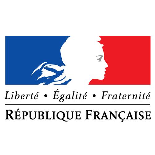 Logo République Française - Partenaire Envie Orléans