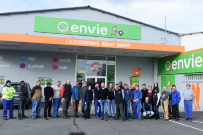 Équipe Envie Orléans - Magasin Envie Loiret (45)