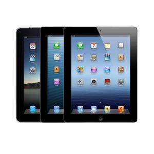 iPad 1, 2, 3